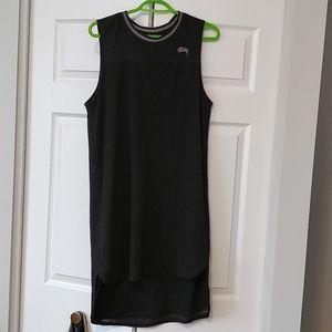 Stussy sleeveless mesh dress